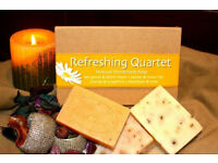 BNIB - Calder Valley Refreshing Quartet Soap
