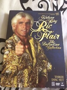 WWE - Nature Boy Ric Flair, The Definitive Collection