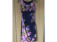 Phase Eight floral knee length dress