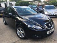 SEAT Leon 1.6 EMOCION (black) 2008