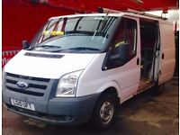 FORD TRANSIT SWB, LOW MILES!! **ARCTIC COMMERCIALS**
