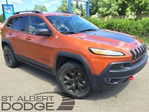 2016 Jeep Cherokee TRAILHAWK | TERRAIN SELECT 4X4 | BACK CAM
