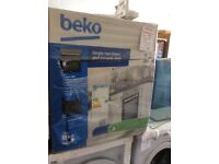 Beko oven and hob package in box 12 mth gtee £230