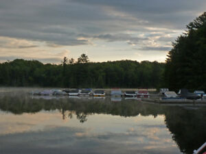 COTTAGE LIVING AT HORSESHOE LAKE/ REDUCED FOR QUICK SALE