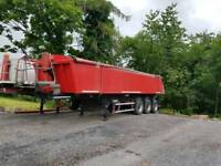 2011 Kogel Tipping trailer