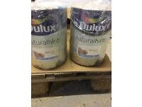 Dulux paint 5l tubs