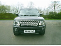 2014 Land Rover DISCOVERY 4 Luxury HSE