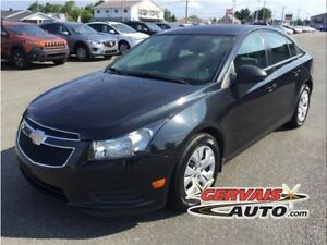 Chevrolet Cruze LS+ A/C *Bas Kilométrage* 2012