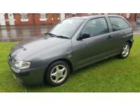 Seat Ibiza 1.4 2002 Chill PX Swap Anything considered