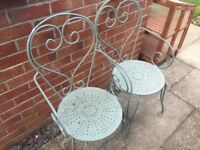 Garden Chairs Set