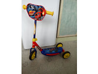 Blaze and the Monster Machines Tri-Scooter
