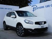 2012 62 Nissan Qashqai 1.5dCi 2WD N-TEC+ Manual Diesel for sale in AYRSHIRE