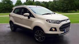 2015 Ford EcoSport 1.0 EcoBoost Titanium 5dr Manual Petrol Hatchback