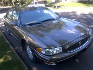 Buick LeSabre - One of America's Best Made Cars!