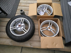can am spyder set of rims for 2008 and up models