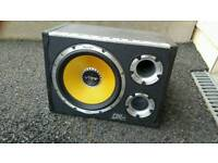 "Vibe Black Air 12"" 1600W subwoofer"
