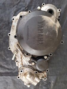 2009 Yamaha YZ450 Parts - Inner & Outer Clutch Cases