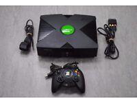 Xbox Original Console Black £70