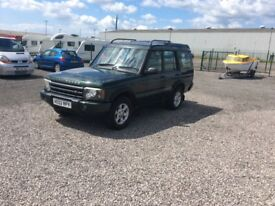 Land Rover discovery 7 seater mint condion drives perfect