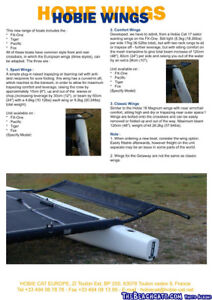"""Hobie Cat FX-One >> """"Hobie Wings"""" - only"""