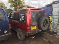 Land Rover discovery tdi rear light