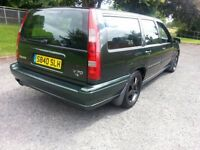 volvo t5 high line 280 bhp remaped very fast safe car