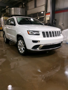 2014 Jeep Grand Cherokee Summit 5.7 hemi warranty