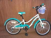 """Girls Apollo Oceana 20"""" bike"""
