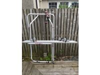 Fiamma bike rack for VWT5 twin door