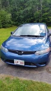 2008 Honda Civic Coupe (2 door)