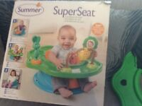 Baby super seat