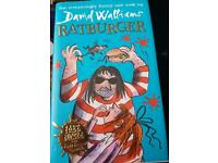Children's story book David walliams