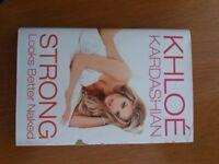 Khloe Kardashian- strong looks better naked