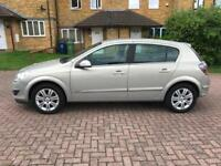 2007 Vauxhall Astra 1.8i 16v ( 140ps ) auto Design - LOW MILEAGE 41K