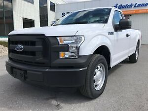 2016 Ford F-150 XLT 8-ft. Bed 2WD