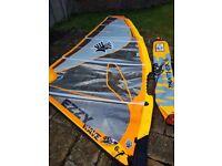 Windsurf Sail - Ezzy Wave Panther 3 - 6.3m