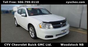 2013 Dodge Avenger SXT - $7/Day - Heated Seats