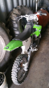 KX85 for parts (engine disassembled)