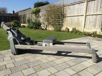 Rowing machine - RARELY USED, Tunturi R60, offers over £175
