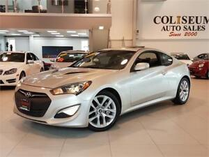 2013 Hyundai Genesis Coupe 2.0T PREMIUM-NAVIGATION-LEATHER-SUNRO