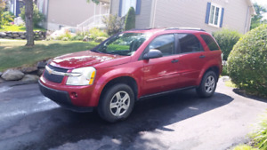 Chevrolet Equinox 2005 ( torrent, vue )