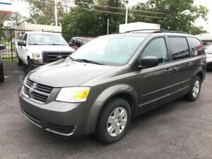 2010 Dodge Grand Caravan SE STOW AND GO, DVD PLAYER