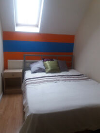 ** Double Room with Shower Room in Christchurch To Let **