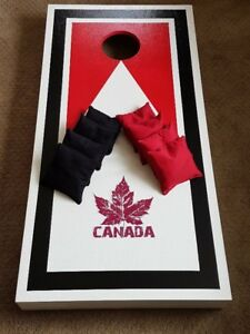 ..Get all your CORNHOLE Bean Bag Games here!
