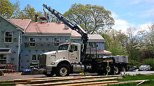 ★★★ Roofing  Supplies | Roof Top Loading Delivery | Winnipeg ★★★