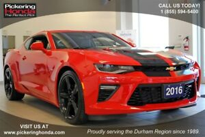 2016 Chevrolet Camaro 2SS LEATHER NAVI REMOTE STARTER
