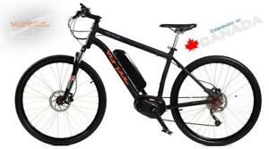 "VORPAL Drive 27.5"" Electric Bike, Mid Drive, Designed in Canada"