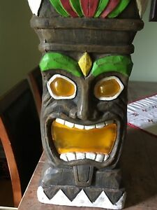 Solar Power Tikis