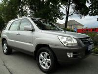 KIA SPORTAGE 2.0 EX 2006 COMPLETE WITH M.O.T HPI CLEAR INC WARRANTY