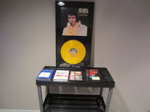 Elvis collectibles